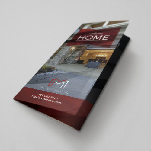 Real Estate Branding and Print Design